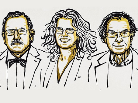 The Research that Won the 2020 Nobel Prizes in Physics