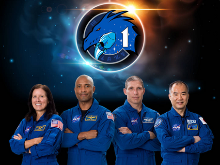 Crew-1: NASA & SpaceX's first Commercial Crew Program mission