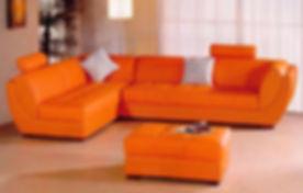 orange-leather-sofa-amazing-sectional-co