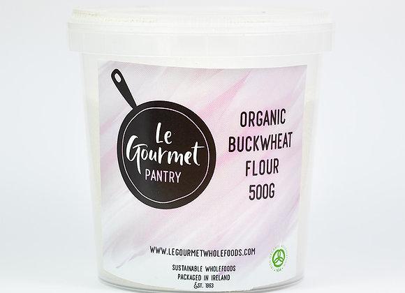 Organic Buckwheat Flour - 400g