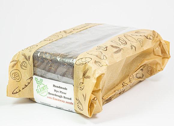 Original Sourdough Rye Bread