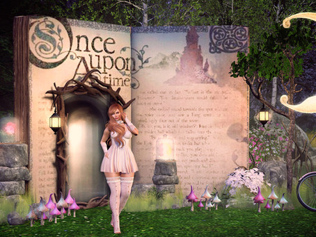 [Since1975] Once upon a time Gacha / Chloe Poses