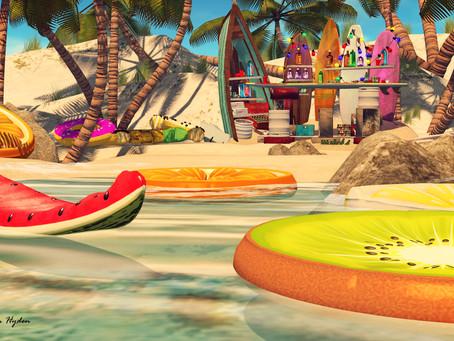 Eu quero praia e sol