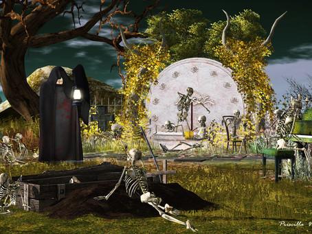 Have a Spooktacular Halloween !