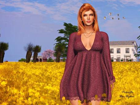 Amias - CALLA dress