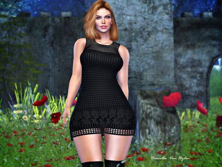 amias - KALEI dress