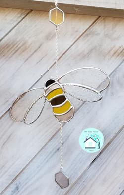 Hanging Bumble Bee