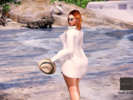 .::Chloe Poses::. - Keep Walking