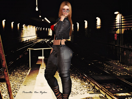 ELLE GREEN FATPACK UNIVERSAL HUD 6 TEXTURES OUTFIT