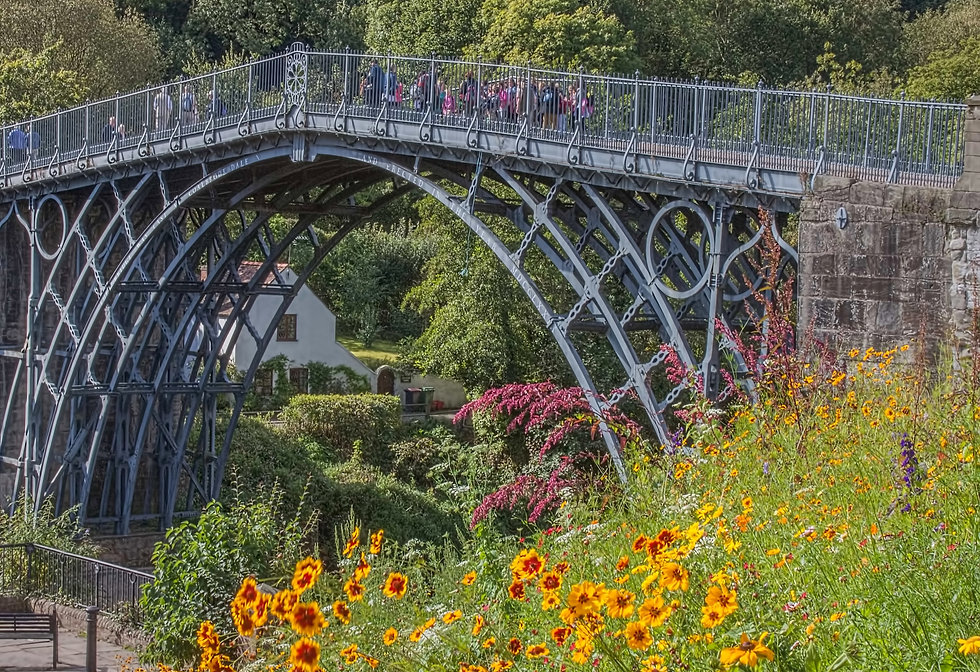 Ironbridge Sound Test Shropshire