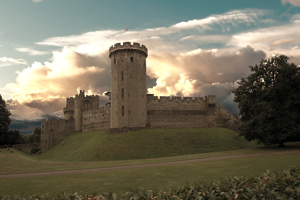 Warwick Castle Sound Test Midlands