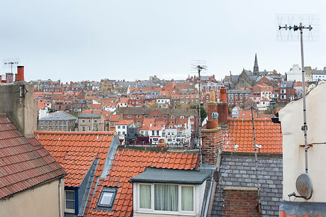 Houses in multiple occupation rooftops