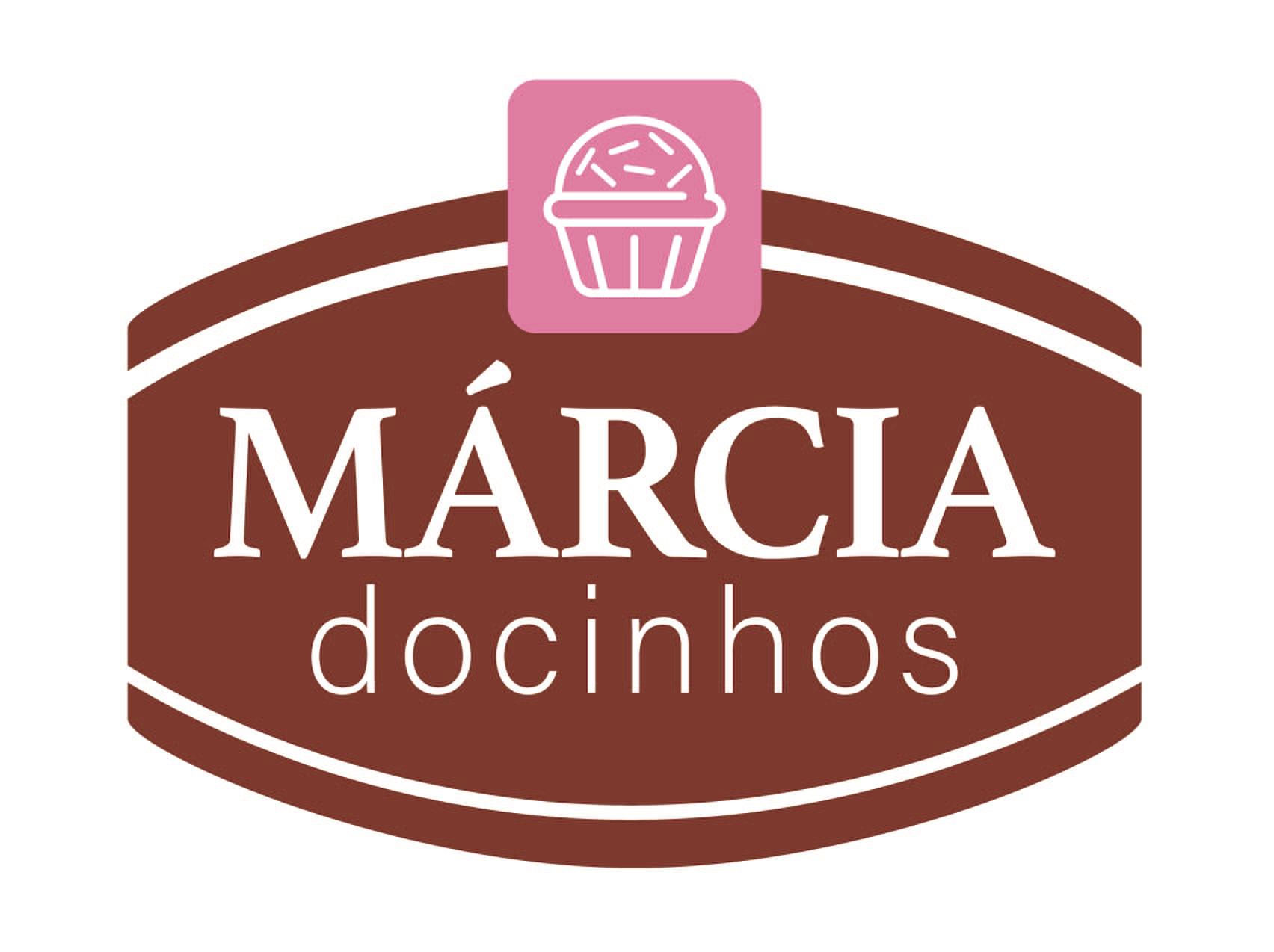 LOGOMARCA MARCIA DOCINHOS