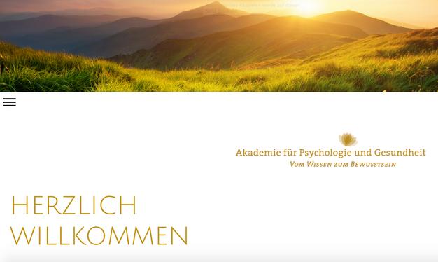 Akademie für Psychologie und Gesundheit