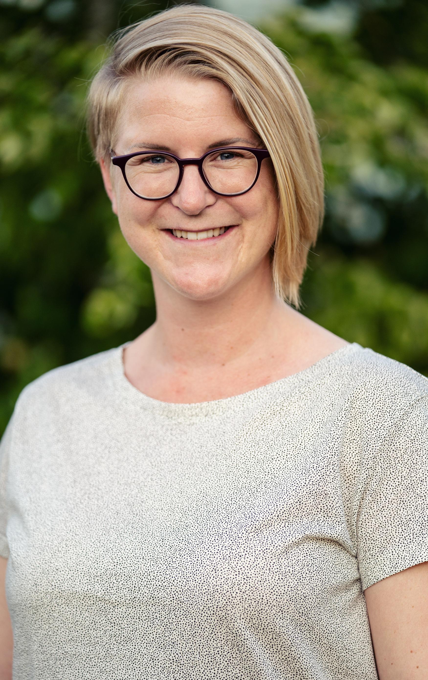 Simone Ulrich, Webmasterin