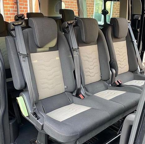 Prime Travel Transport Interior
