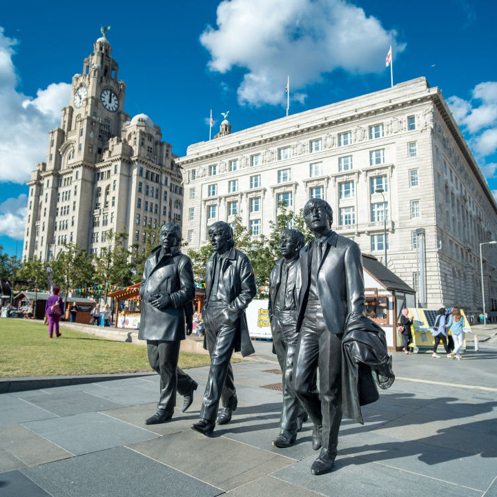 Beatles sightseeing experience