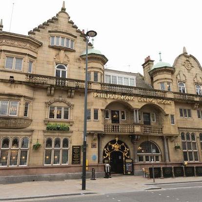 Liverpool's Grade-listed Pub Tour