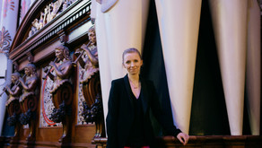 Anna at Leeds Town Hall