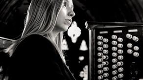 Debut organ recording