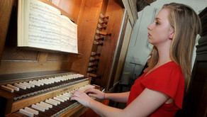 All of Bach's Organ Works in 24 Hours: Pembroke College Bach-a-Thon