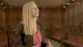 Classic FM: 'Young girls can be organists too'