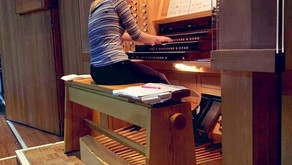 Anna prepares for her debut recital on BBC Radio 3