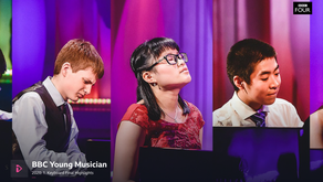 BBC Young Musician - Keyboard Final