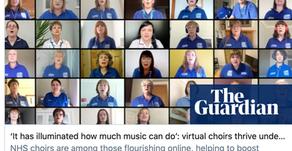 NHS Chorus-19 in the Guardian