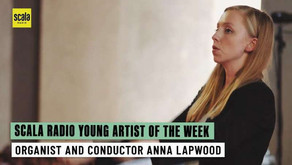 Young Artist of the Week on Scala Radio