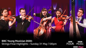 BBC Young Musician: last category final this Sunday