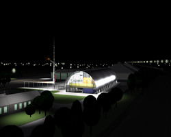 New display hall by FCB Studios