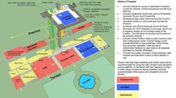Schematic layout