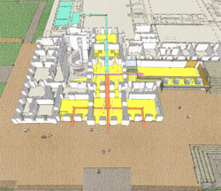 Proposed visitor hub