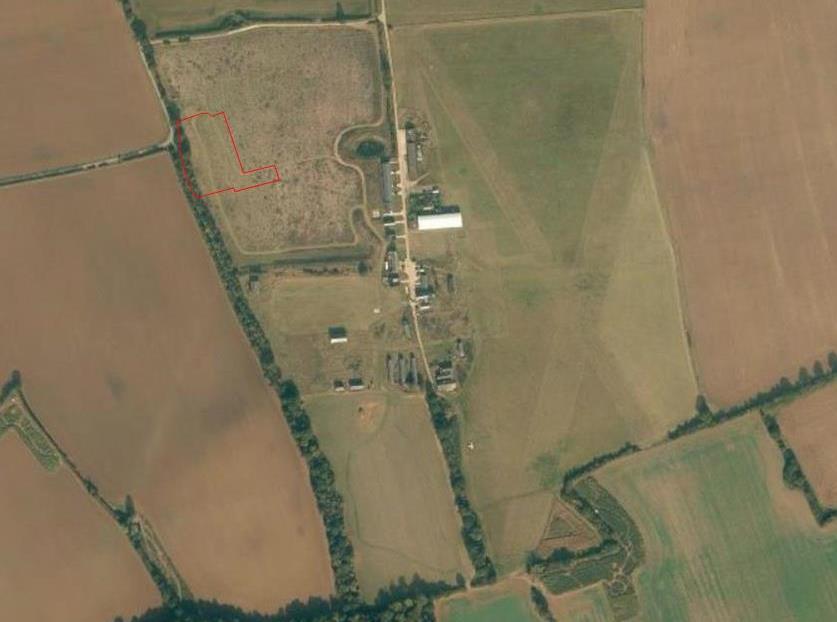 Site in context of aerodrome