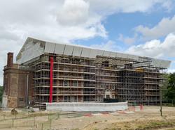 Work in progress, June 2020