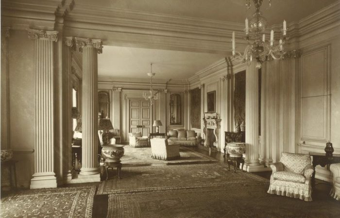Sassoon reception rooms