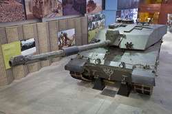 New Display Hall (Photo Tank Museum)