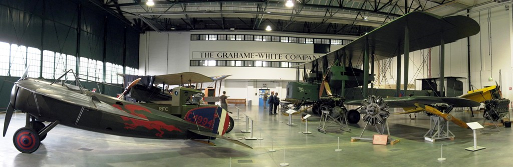 Grahame White hangar