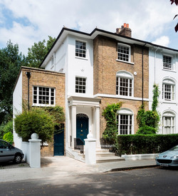 House in Barnsbury Square