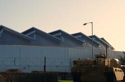 Radial rooflights