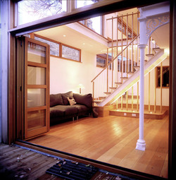 Double height space