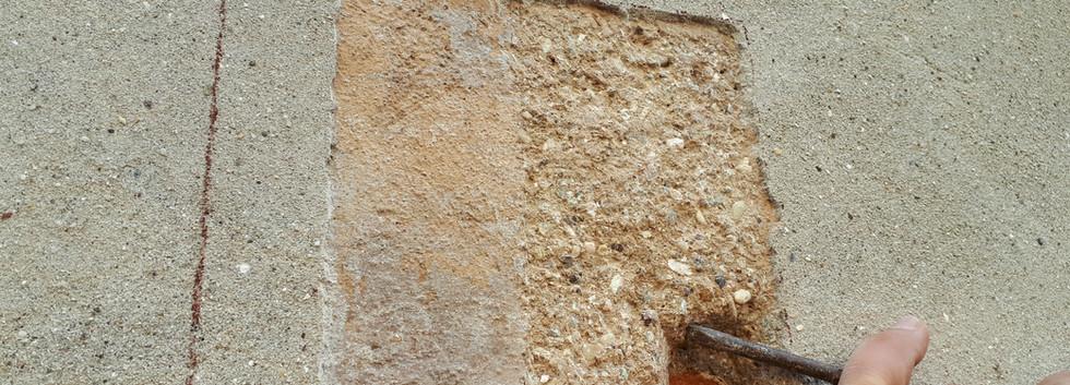 Stratigrafia e prelievo