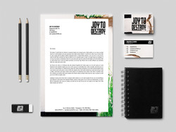 MockupJTD Corporate Design