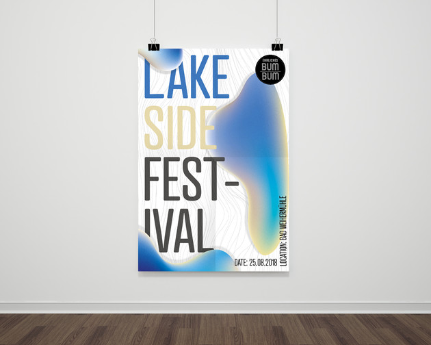 LakeSideFestival Poster