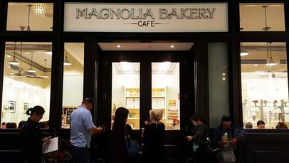 MAGNOLIA BAKERY CAFE