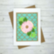 pink-flower-turquoise-handmade-specialty