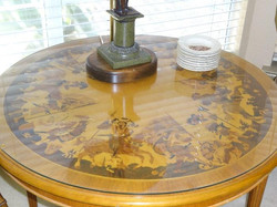 Ornate Table Top