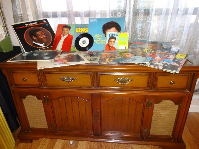 Buffet and Records