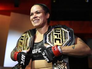 UFC: lutadora baiana Amanda Nunes vence em Las Vegas e defende o cinturão peso-pena